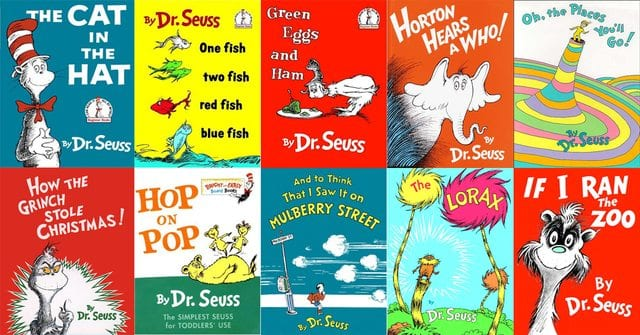 Make it a Dr. Seuss day with activities, printables, crafts, recipes, games