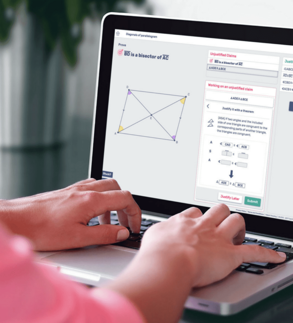 CanFigureIt Geometry: a highly interactive way to teach and learn proofs