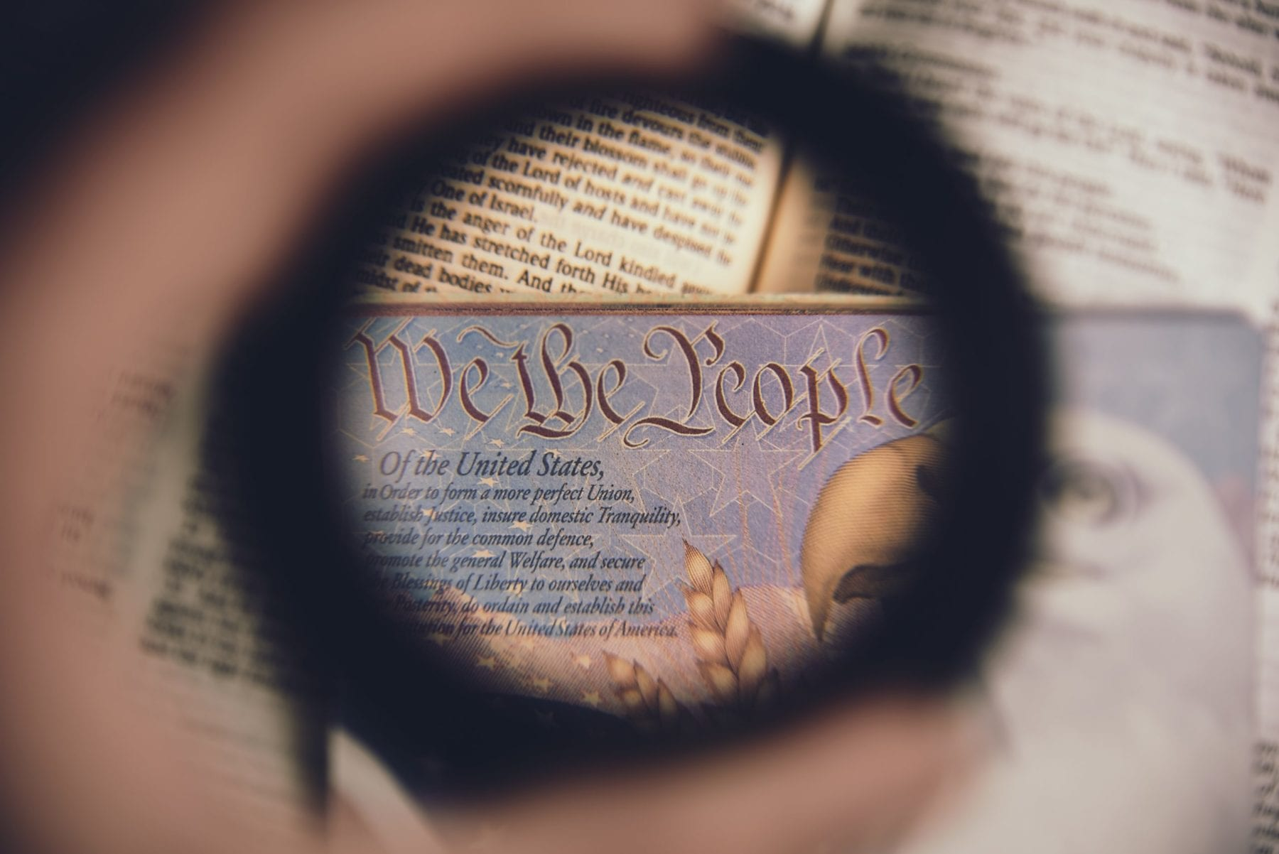 Interact with the U.S. Constitution
