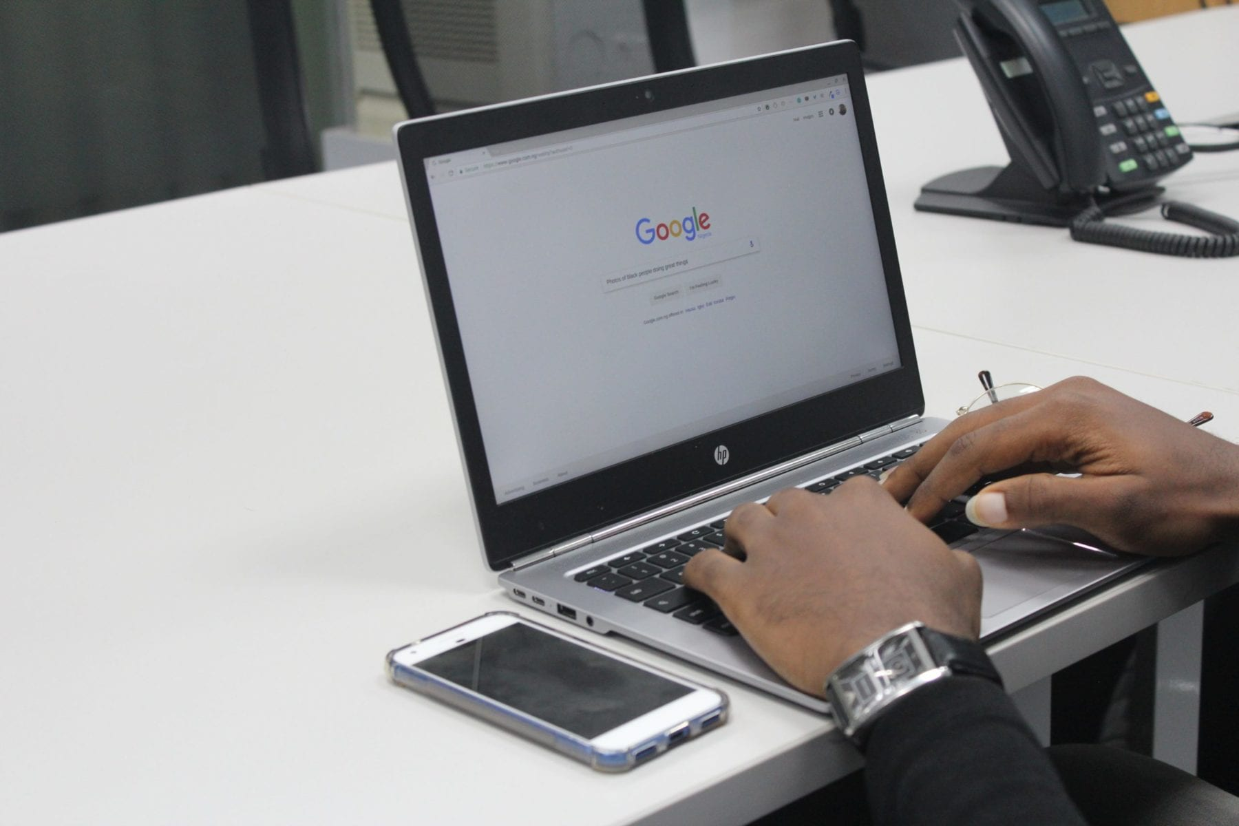Google offers distance learning training