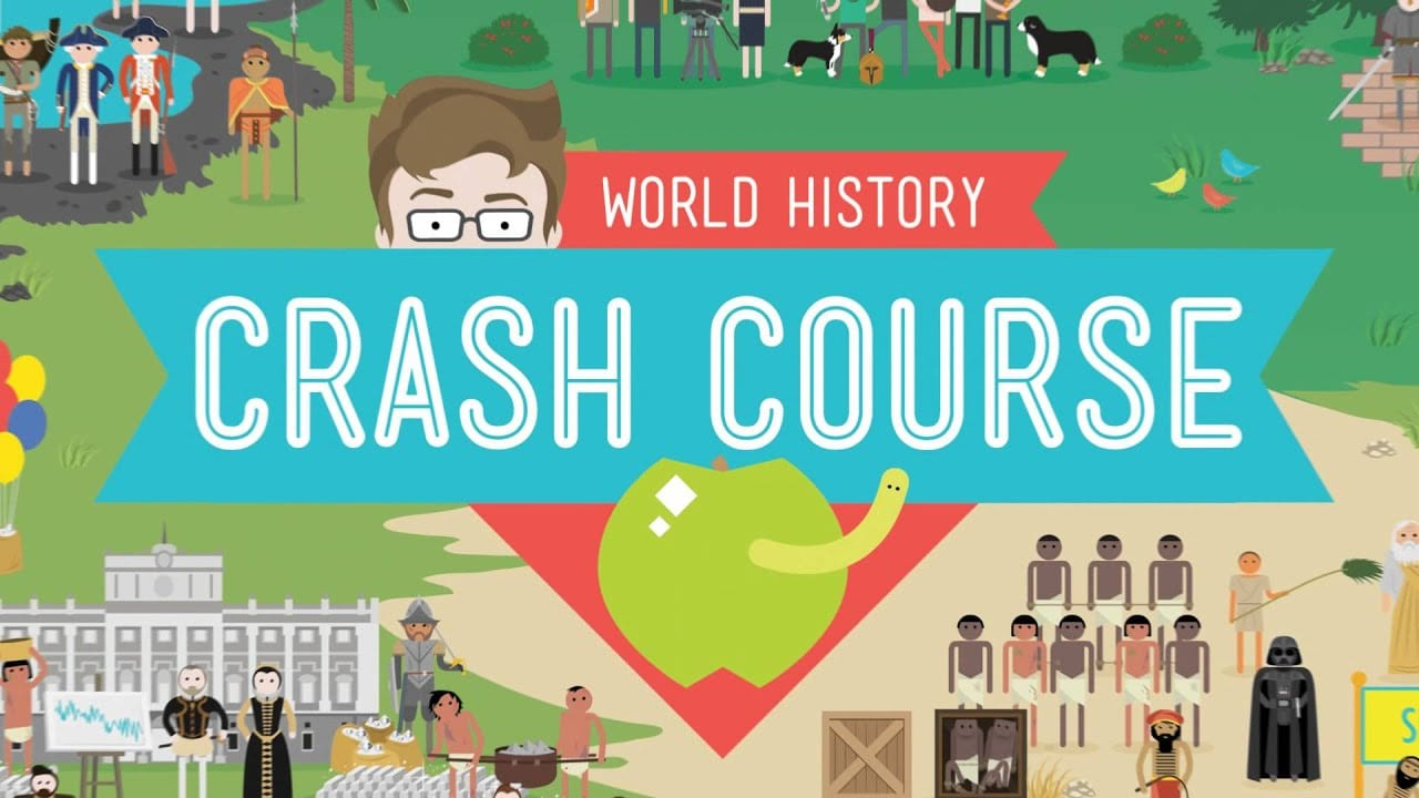 a crash course in world history