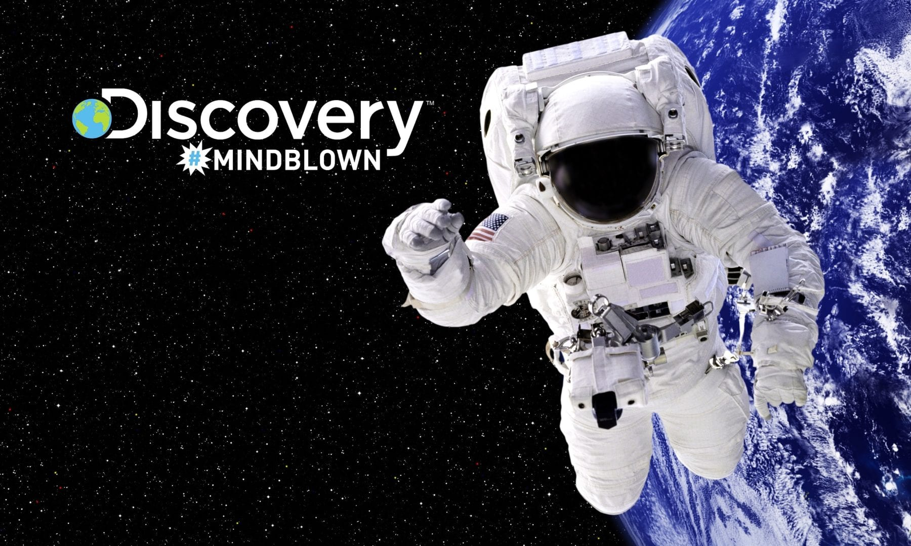 Explore your curiosity at discovery mindblown