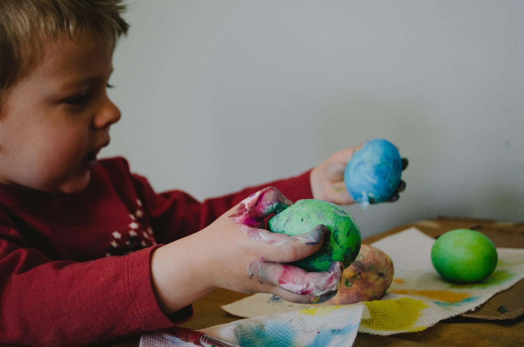 Day-by-Day Projects to Keep Kids Learning at Home