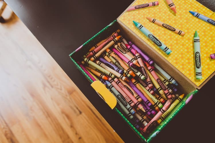 CreatED by Crayola Offers Teachers and Parents Resources for Creativity at Home