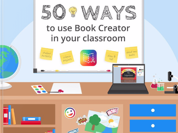 Book Creator offers a unique learning and literacy experience for students