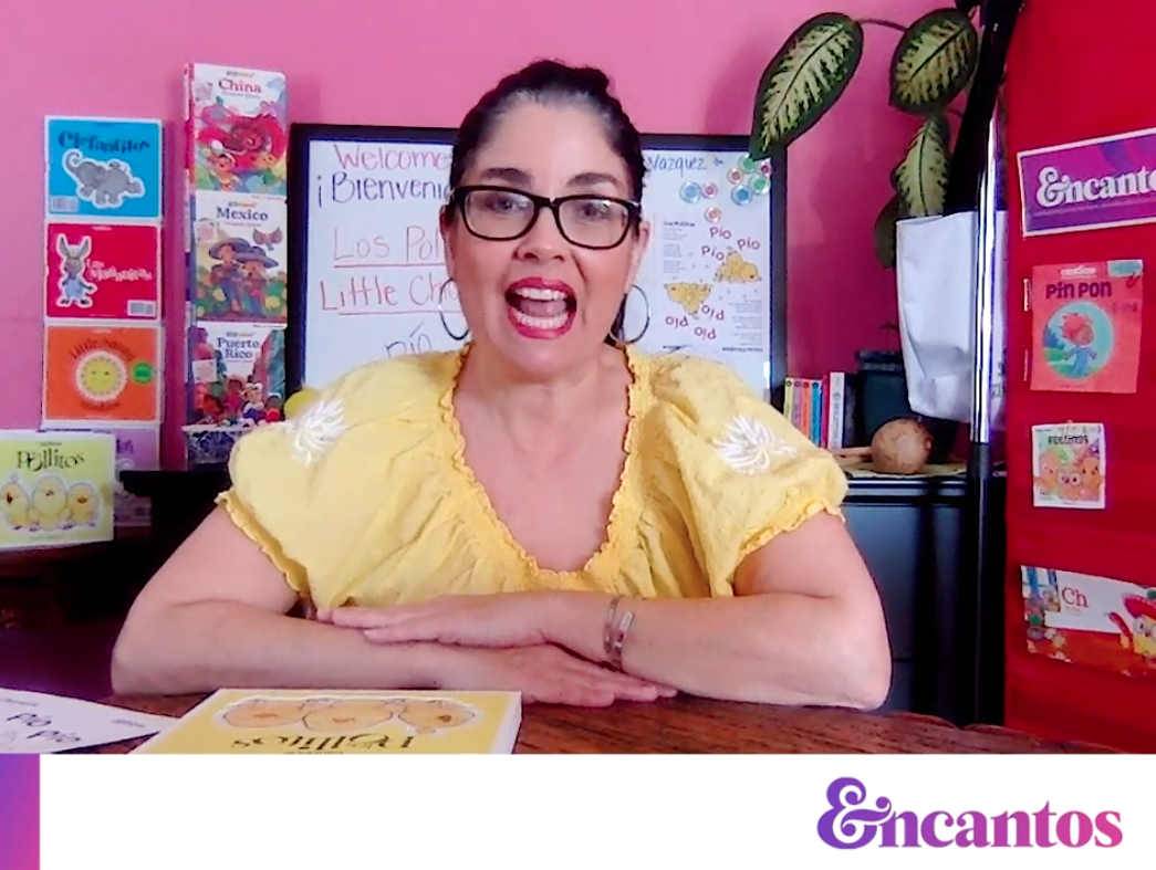 Encantos offers programs to teach kids about the world and support bilingual preschool education