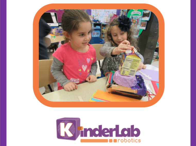 Screen-free STEM activities from Kinderlab