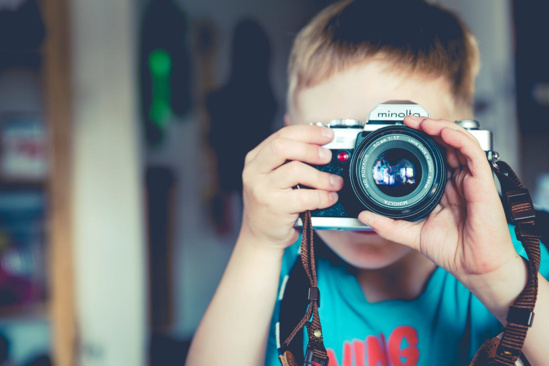 13 lessons to teach your learner about digital photography