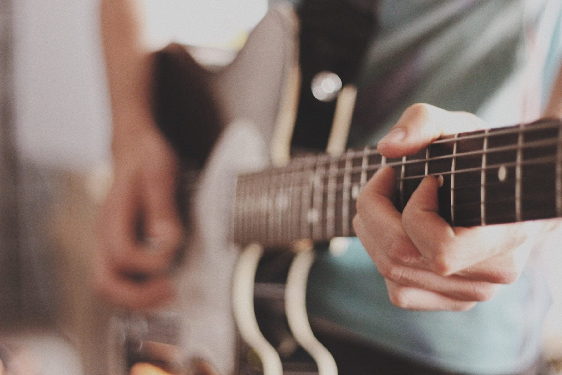 3 Months of Free Guitar Lesson with a Fender Guitar Instructor