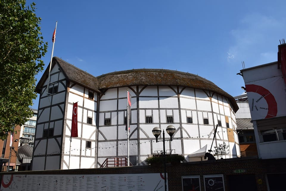 Shakespeare's Globe Theater offers free steaming of productions