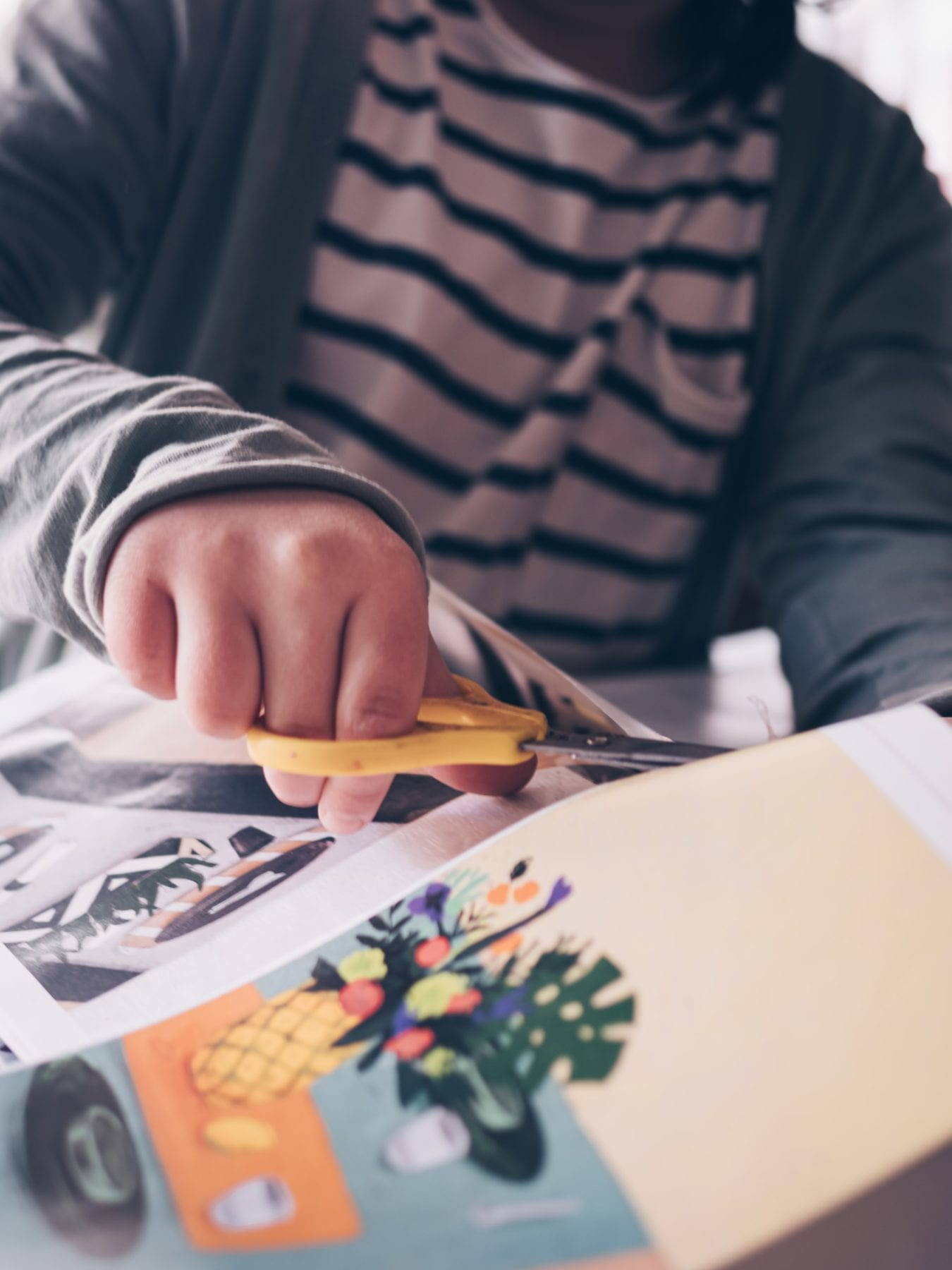 7 free at-home learning packets for early learners